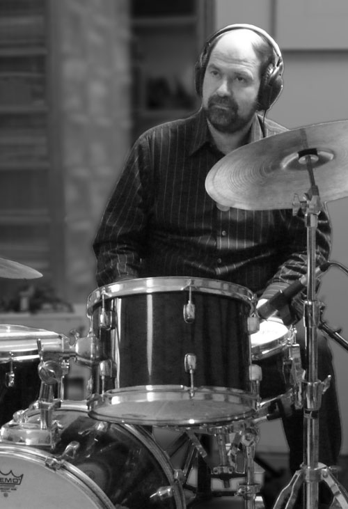 Craig Hipperson - drums